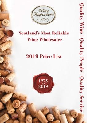 Wine Importers - Scotland's most reliable wine wholesaler